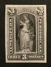 TDStamps: US Newspapers Stamps Scott#PR25TC3 Unused Regum