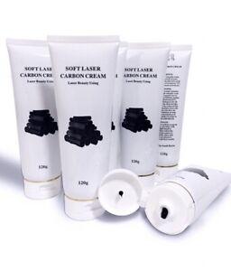 NEW Carbon Paste/Gel/Cream For Laser Facial Carbon Peel XLARGE 120ml UK Seller