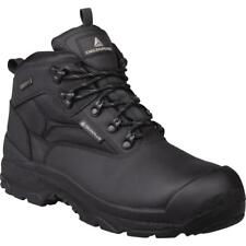 Delta Plus SAMY Waterproof Safety Work Boots Black (Sizes 7-12) Men's Shoes