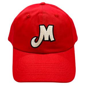 Portland Mavericks Low Profile Baseball Cap Unstructured Dad Hat