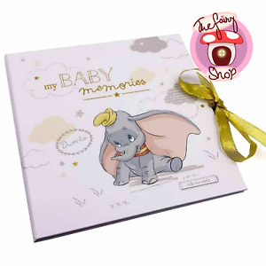DUMBO: My First Year Record Book - New Born Baby Gift or Shower - Disney