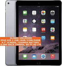 "APPLE IPAD AIR 2 2gb 16gb/32gb/64gb Triple-Core 9.7"" Face Detection Wi-Fi / 4g"