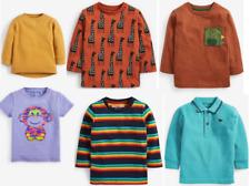 NEW NEXT Boys 2 3 4 5 6 years Top Long Short Sleeve Tee T Shirt Clothes Rainbow