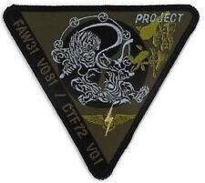USN VQ-1 & JMSDF VQ-81 PROJECT RAIJIN PATCH ③