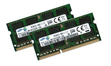 2x 8GB 16GB DDR3 RAM 0x80ce 1333 Mhz f Apple PC3-10600S Original Samsung SO-DIMM