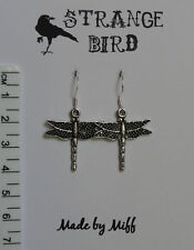 Dragonflies! earrings dragonfly insect mayfly fly cute