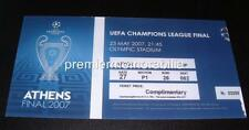 AC Milan Football European Club Fixture Tickets & Stubs