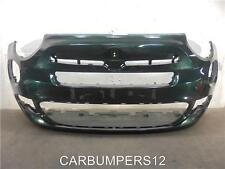 FIAT 500X CROSSOVER FRONT BUMPER- 2015-ONWARDS - GENUINE FIAT PART *O3