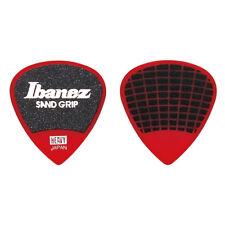 IBANEZ PA16HSG RD Guitar Bass Plectrums Pick x10 Grip Wizard Sand