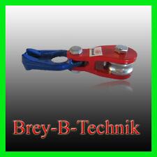 Pewag Seilrolle mit Gleitbügel SRL-GBGV 7/8
