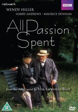 All Passion Spent [BBC] (DVD)~~~~Wendy Hiller~~~~NEW & SEALED