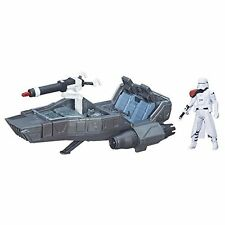Star Wars The Force Awakens 3.75-Inch First Order Snowspeeder