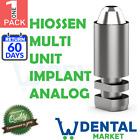 X 1 Hiossen Multi Unit Implant Analog