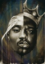 "064 The Notorious B.I.G - Biggie Smalls American Rapper Music 24""x34"" Poster"