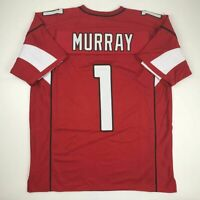 New KYLER MURRAY Arizona Red Custom Stitched Football Jersey Size Men's XL
