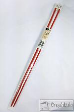 BIRCH Knitting Pins - 3.75mm - 35cm Long - Plastic Needles