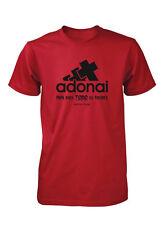 AproJes Para Dios Todo Es Posible Adonai Camiseta Cristiana