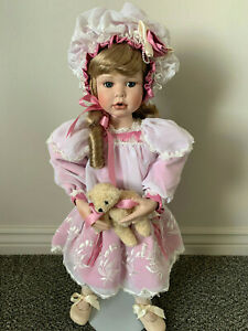 Marie Osmond Doll Mary Victoria 113 of 300 Worldwide