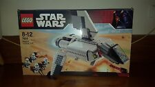Lego Star Wars 7659 Imperial Landing Craft 99% complete [RARE]
