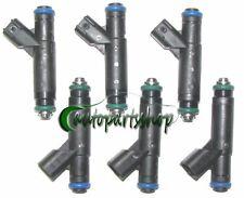 Set Of 6 Fuel Injectors For Mazda Ford F-150 Taurus Ranger 3.0L V6 1999-2005