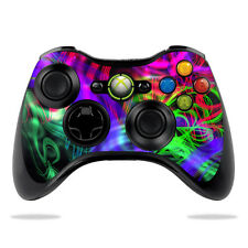 Skin Decal Wrap for Microsoft Xbox 360 Controller sticker Neon Splatter