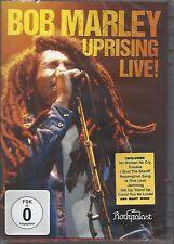 BOB MARLEY / UPSPRING LIVE! * NEW DVD * NEU *