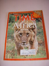 TIME Magazine, FEBRUARY 23, 1987, AFRICA, PUTTING THE CUFFS ON WALL STREET!
