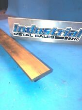 "1/4"" x 1-1/2"" x 12""-Long 360 Brass Flat Bar -->.250"" x 1.5"" 360 Brass Flat Bar"