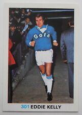 FKS Soccer Stars 1977-1978 NUMBER 301 EDDIE KELLY