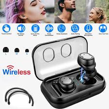 Touch True Wireless Earbuds Twins Headset In-ear Earphone Headphone Charging