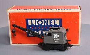 Lionel 6-18405 Santa Fe Operating Burro Crane LN/Box
