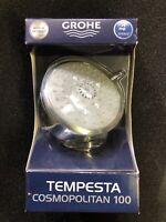 "TEMPESTA® COSMOPOLITAN100 SHOWER HEAD, 4"" - 4 SPRAYS, 2.0 GPM"