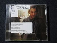 Joey Calderazzo [Audio CD] Calderazzo, Joey