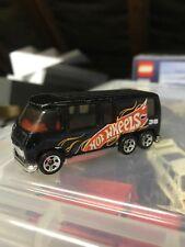 Hot Wheels GMC Motor Home Black