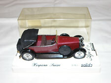 SOLIDO AGE D'OR HISPANO SUIZA 4145 CAR MODEL