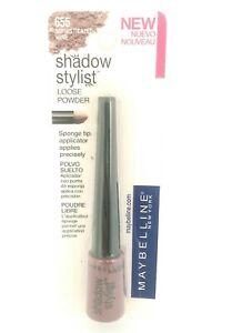Maybelline Shadow Stylist Loose Powder Eyeshadow Sophisticated Wine 655 Shadow