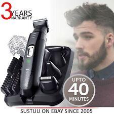 Remington Cordless Men's Grooming Kit│Hair-Beard-Shaver-Clipper-Trimmer│PG6130│