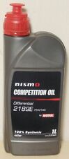 Nismo Competition Oil Differential 2189E 75W140 1L by Motul For Nissan GT-R R35