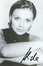Autogramm - Alida