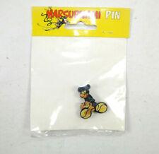 """MARSUPILAMI auf """" Fahrrad """" Ansteckpin Pin Button BENEDIKT TASCHEN 1989 Neu K40"""