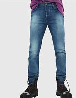 $198 Diesel Men's Buster Regular Slim Tapered Stretch Jeans C84NV Size W29 X L32