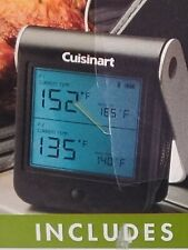 Cuisinart Bluetooth Easy Connect Meat Thermometer – CGWM-043 - Dual Probe - NEW!