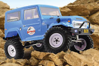 FTX Outback V2 Tundra 1:10 (Land Cruiser) 4x4 Rock Crawler RTR Trial RC Car