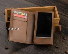E4 EASECASE Custom-Made Genuine Leather Case For FiiO X7 mark II markII