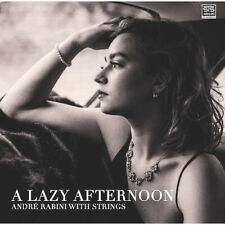Andre Rabini With Strings – A Lazy Afternoon [Reel To Reel Tape]