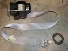 88-94 Chevy Silverado Passenger Right Rear Seat Belt Retractor Gray Complete OEM