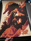 Tom Whalen Hobbit Print Rare