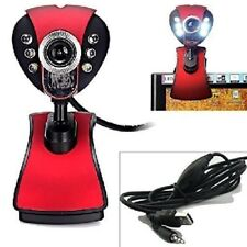 12 Megapixel USB Web Camera With Microphone For Computer Clip On Mic For Yo