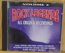 rock legends volume 2 STATUS QUO, ATOMIC ROOSTER, Gary MOORE, BLUE OYSTER CULT