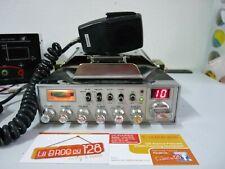 CIBI CB super star 120FM SS 120 FM + Micro - Fonctionne - Totalement Révisé